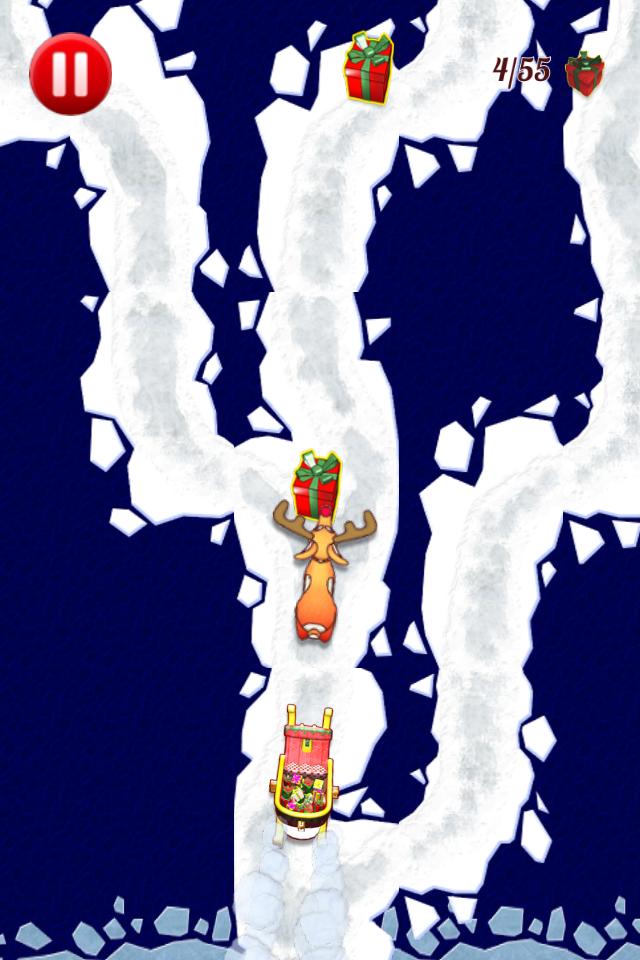 Screenshot Rudolph's Challenge Lite